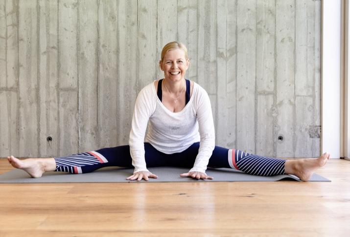 Yoga mit Katja